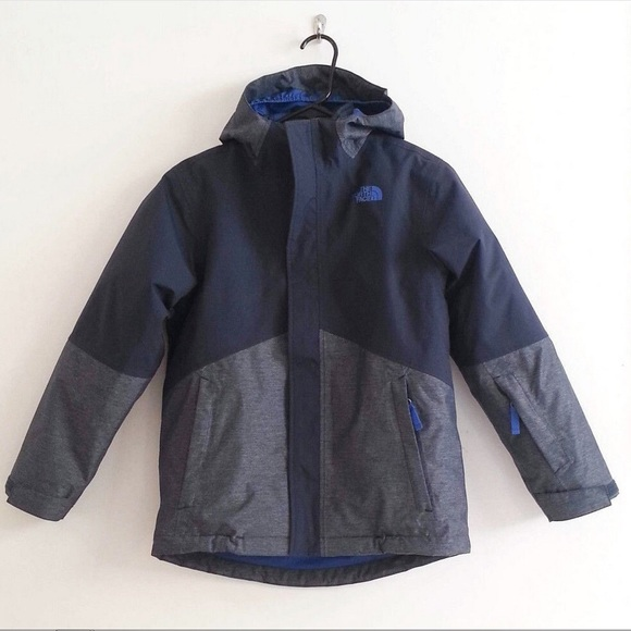 788d6a26b The North Face Boys Boundary Triclimate Jacket